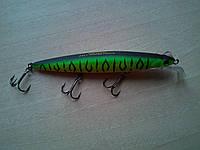 Воблер для ловли рыбы Strike Pro Scooter Minnow 110 F ( Страйк про минноу ) EG-186 (F) color GC01S