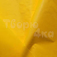 Тишью папиросная бумага желтая