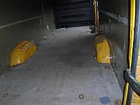Пол багажника Підлога Фольксваген Крафтер VW Crafter 2006-2012