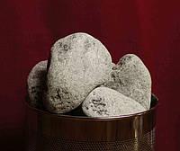 Талькохлорит шлифованный 50*150 мм 10 кг (для дровяных каменок)
