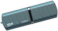 USB 3.0 флешка SiliconPower Marvel M50 32Gb Aqua Blue metal ( SP032GBUF3M50V1B )