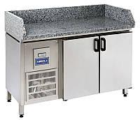 Стол холодильный для пиццы СХ-МБ 1200х600