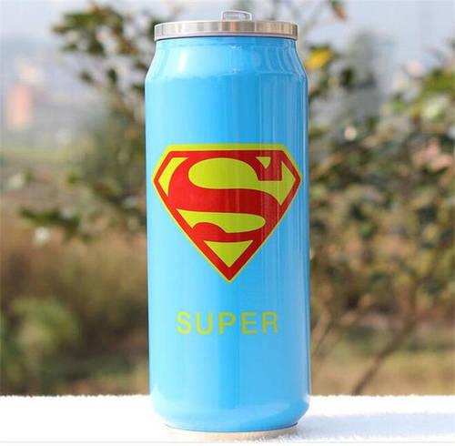 Термос Супермен 450 мл