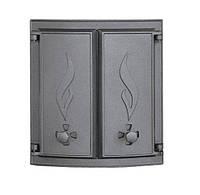 Дверка для хлебной печи (35х31,5 см/30,5х27,5 см)