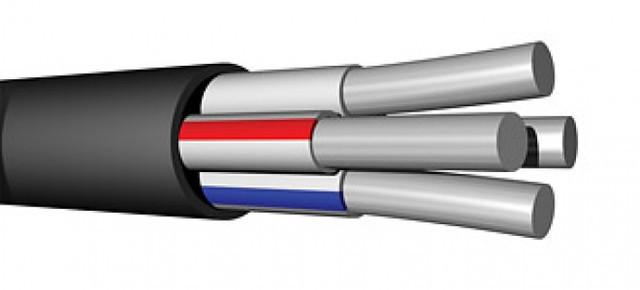 АВВГ 4х25 кабель алюминиевый