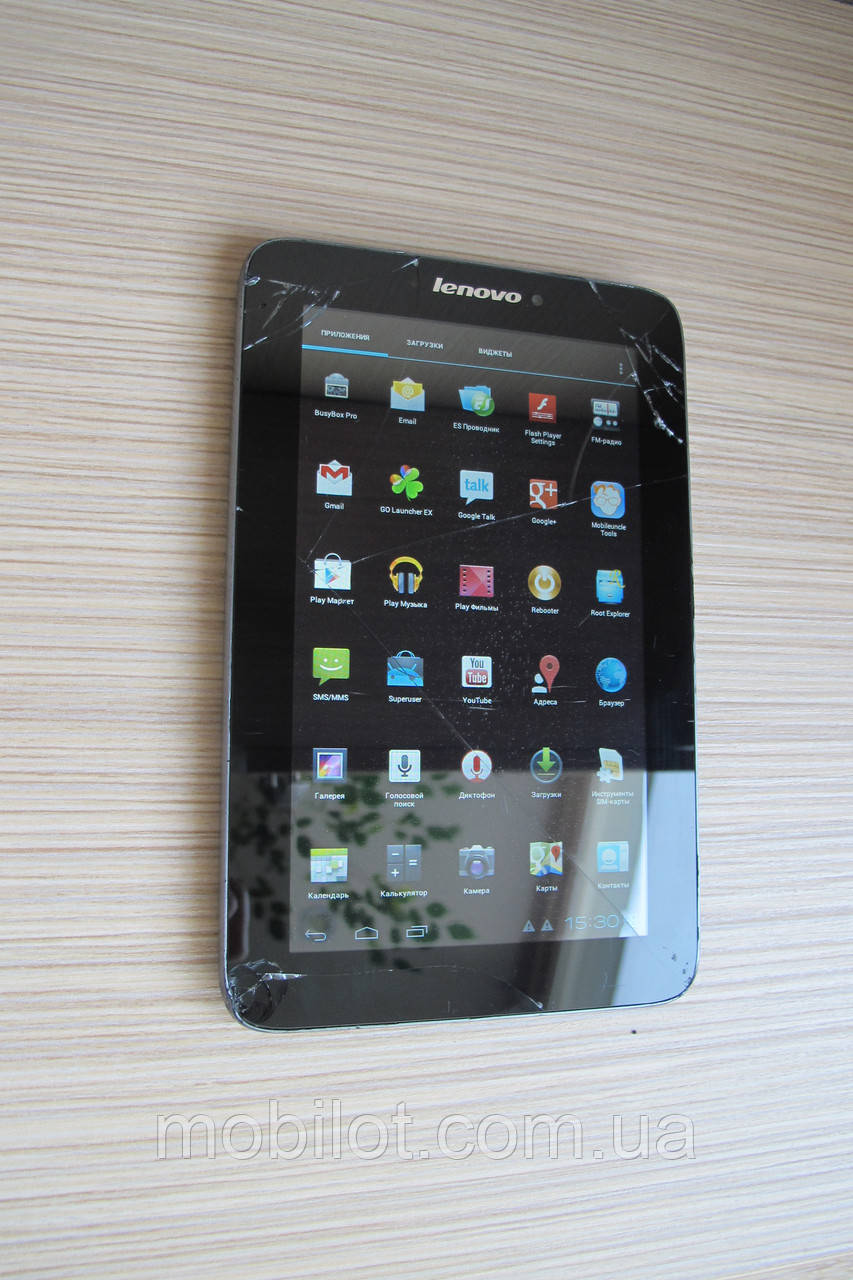 Планшет Lenovo IdeaTab A2107 16GB 3G (PZ-1044)