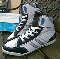 Кожаные кроссовки Urbica, Япония. 41.42 и 43