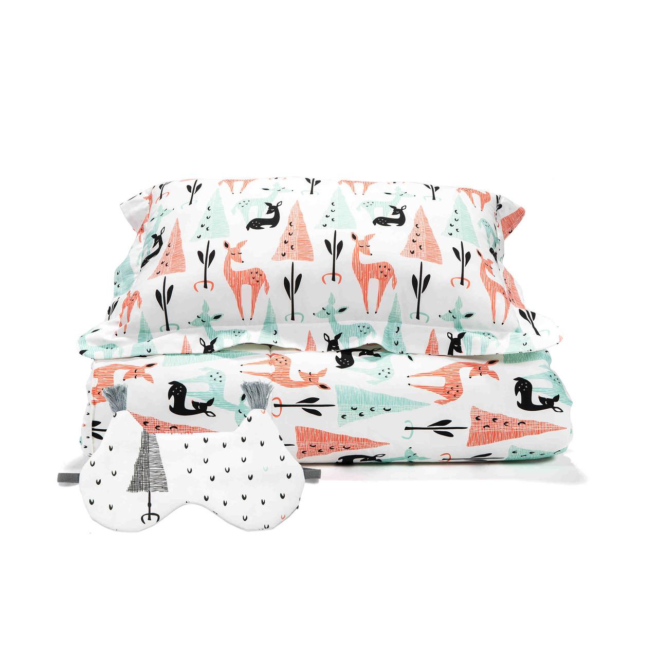 Постельное белье La Millou XL Forest Bambi
