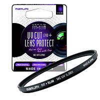 Светофильтр Marumi FIT+SLIM MC UV (L390) 49mm.