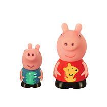 Набор игрушек-брызгунчиков Peppa - ПЕППА И ДЖОРДЖ. Арт. 27132