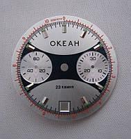 Циферблат для часов Океан. механизм 3133