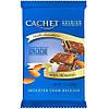 Шоколад CACHET (КАШЕТ) молочный 32% какао с миндалем Бельгия 300г, фото 2