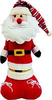 Чехол под бутылку Дед Мороз 36 см 800943