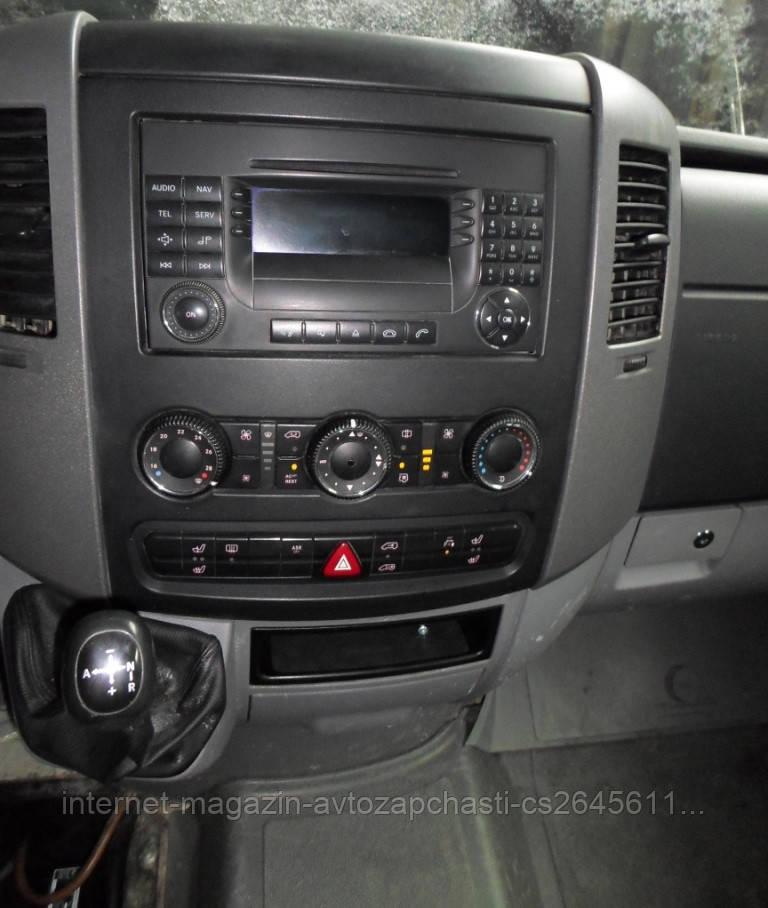 Магнитола для Фольксваген Крафтер 2006-2012  Volkswagen Crafter