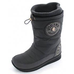 Жіночі дутіки - це одночасно надійне і зручне взуття ca71e00bd3653