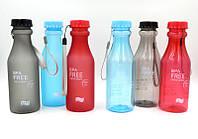 Бутылочка для холодных и горячих напитков Bpa Free 550 мл