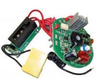 Блок электроники в сборе с выключателем (ФЭ-2000Э)