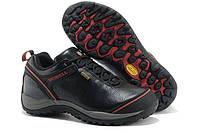 """Ботинки Merrell Gore-Tex """"Blаck Grey"""" - """"Черные Серые"""""""