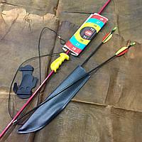 Цибуля Man Kung MK-RB010 Дитячий ц:червоний/жовтий