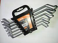 Набор накидных ключей CrV, 8шт (6-22мм)