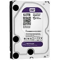 """Жёсткий диск Western Digital / WD60PURX / AV / 3.5"""" / WD AV-GP / 6TB"""