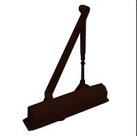 Дверной доводчик D-1504 STD  (коричневый)