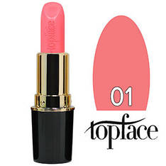 TopFace Губная помада PT-152 Matte Lipstick Тон №01 creamy rose, матовая