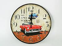 Часы настенные cars, фото 1