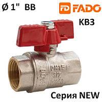 Кран шар. FADO New PN40 25 1'' ВВ