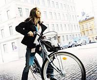 У велосипеда ряд преимуществ чем у автомобиля!