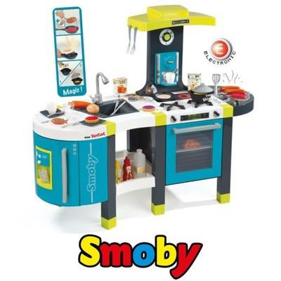Детская игровая кухня SMOBY Tefal 311200 - Интернет-магазин Virgo в Киеве