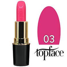 TopFace Губная помада PT-152 Matte Lipstick Тон №03 pink lilac, матовая