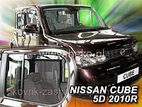 Ветровики Nissan вставные (Польша – США)