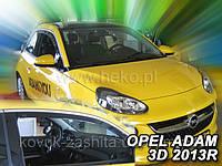 Ветровики Opel вставные (Польша)