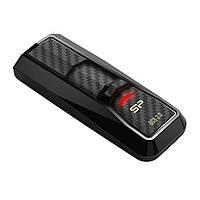USB 3.0 флешка SiliconPower Blaze B50 64Gb Black ( SP064GBUF3B50V1K )