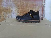 Кожаные зимние мужские ботинки Columbia