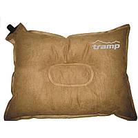 Самонадувающаяся подушка для отдыха на природе размером 43 х 34 х 8.5 см Tramp