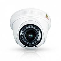 1.0 Mp AHD видеокамера внутреннего применения Partizan CDM-VF33H-IR HD v 4.0