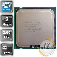 Процессор Intel Pentium Dual Core E2180 (2×2.00GHz/1Mb/s775) б/у
