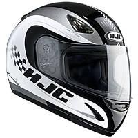 "Шлем HJC CS14 CHECKER MC5 black/white ""L"", арт. 104805"