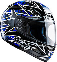 "Шлем HJC CS14 Orbit  MC2 -black\blue\white ""M"", арт. 109802"