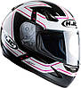 "Шлем HJC CS14 Lola MC31 black\white\red ""L"", арт. 109931"