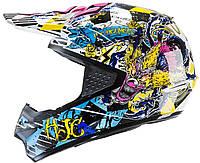 """Шлем HJC CSMX  CLOWN MC3  """"L"""", арт. 175703"""