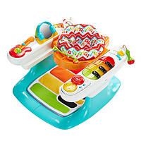 Музыкальный центр Играй и развивайся 4 в 1 (DMR09), Fisher-Price США