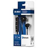 Навушники SVEN SEB-B265MV з мікрофоном Bluetooth гарнітури для смартфона, фото 3