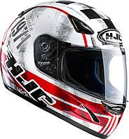 "БРАК - Шлем HJC CS14 Chek 71 MC1 black\red  ""S"", арт. 109701"