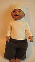Одежда для кукол пупсов Baby Born, ручная работа LK