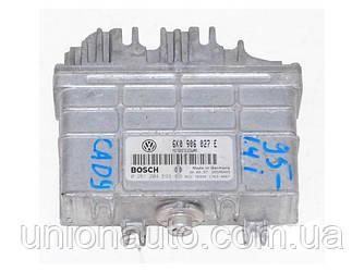 Блок управления двигателем 1.4 8V vw VW Caddy II