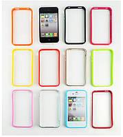 Бампер Защитный Пластиковый для iPhone SE/5/5s