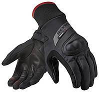 Перчатки Revit Crater WSP кожа/текстиль черные, L
